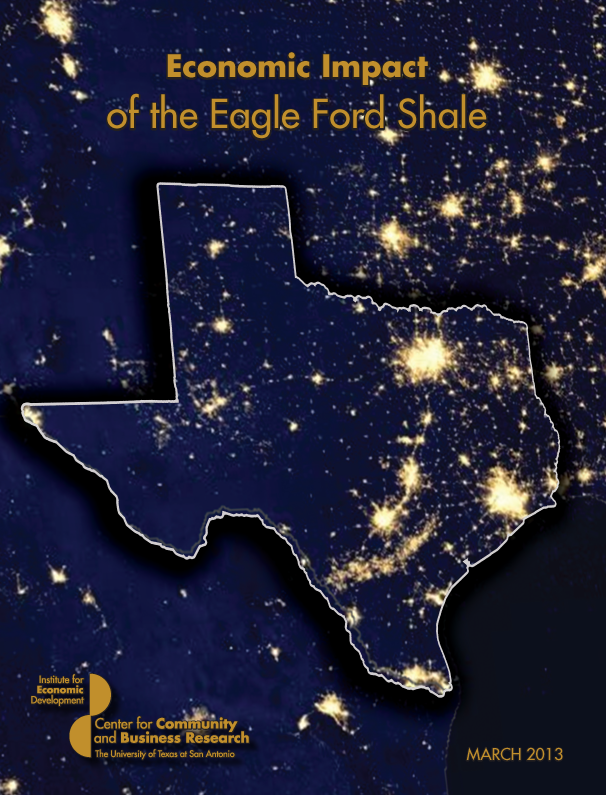 UTSA providing integral research on growing impact of Eagle Ford Shale
