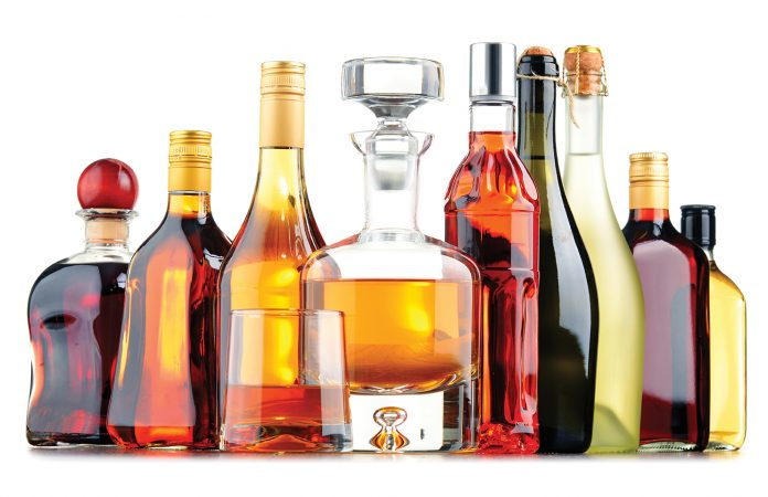 Distilled Spirits Industry