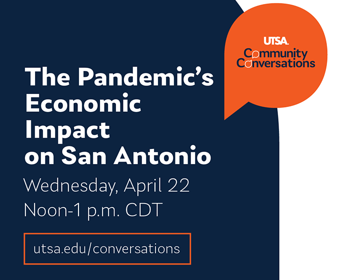 Experts to discuss economic impact of COVID-19 pandemic on San Antonio